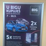 Klik ram, Aluminijumske reklame, Top Sistem, Beograd